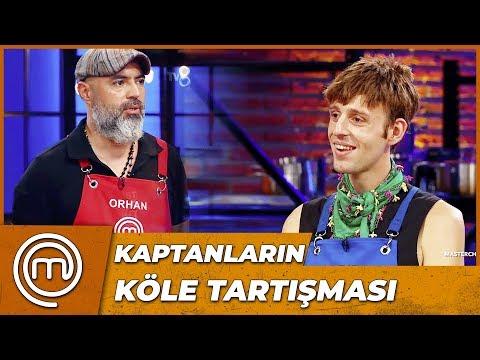 Köle Yönetmiyorsun, Sadece Kaptansın | MasterChef  Türkiye 9.Bölüm