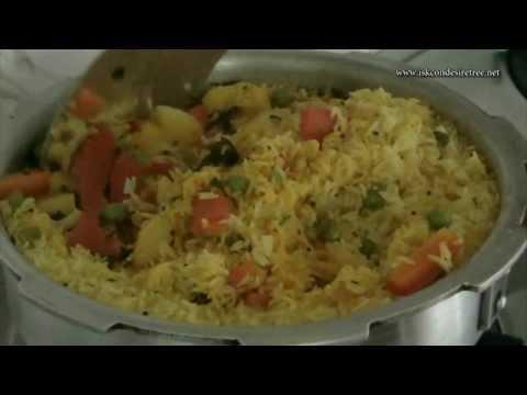 Recipe - Vegetable Pulao