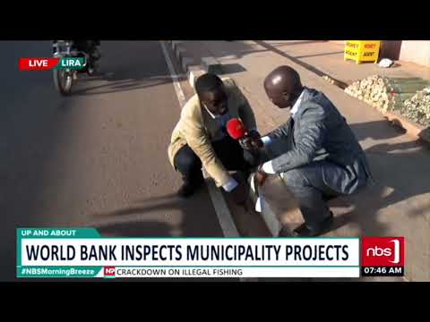 Up and About: World Bank Inspects Municipality Projects