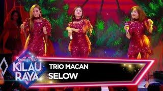Di Tengah Hujan, Trio Macan [SELOW] - Road To Kilau Raya (23/2)
