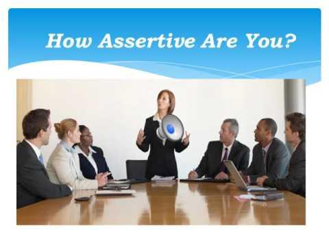 Assertive Tip