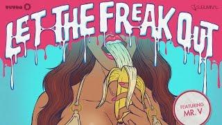 Carnage, Erick Morillo & Harry Romero feat. Mr. V - Let The Freak Out (Cover Art)