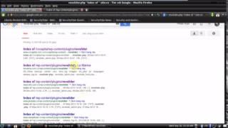Wordpress revslider exploit and mass shell upload
