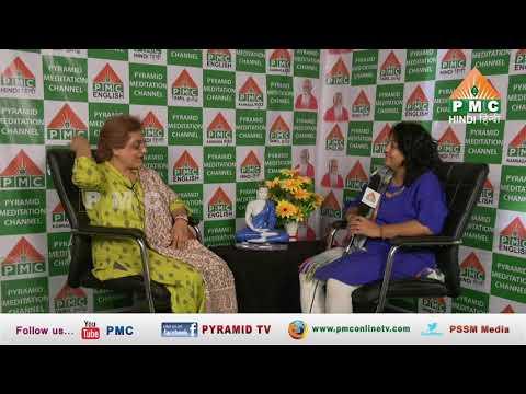 Interview with Kolkata Pyramid Master Geetha in Hindi  || PMC
