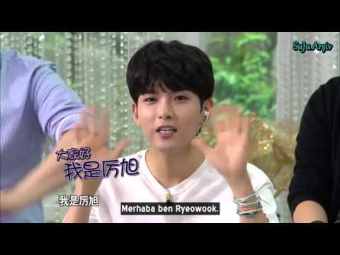 140808 Super Junior - The Ultimate Group (Türkçe Altyazılı)