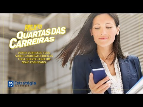 Analista do Banco Central | Quartas das Carreiras