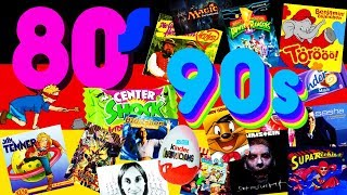 Growing Up In Germany During The 80s/90s | Food, Parties, Shows, Toys, Audio Plays | Get Germanized