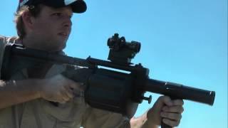 40mm Grenade Launcher -- XRGL40 from Rippel Effect