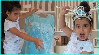 Doğum Günüm için aldığımız Parti Süsü ve Parti malzemeleri l Eğlenceli Çocuk Videsu