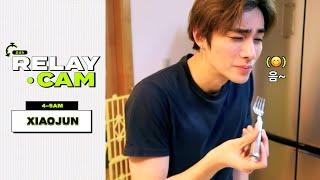 ⏱XIAOJUN : 4-5AM|NCT 24hr RELAY CAM