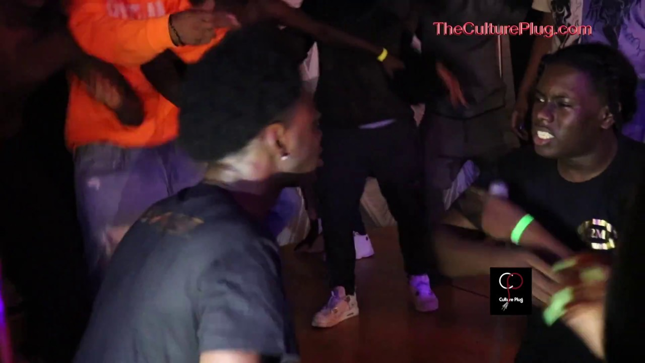 Sheff G Performs No Suburban Haters Hurtin At Stage Maison Vol 4