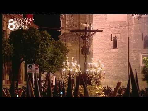 Cristo del Amor salida Catedral Sevilla 2015