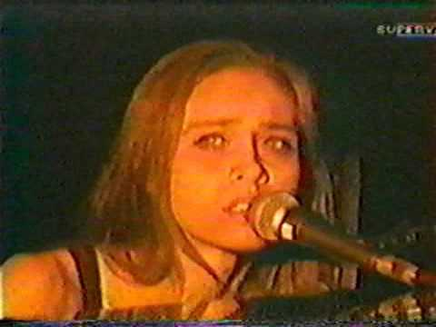 Fiona Apple @ La Cigale November 1996