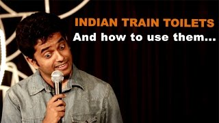 The Train Toilet Experience - Naveen Richard | Stand Up Comedy