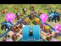 Clash of Clans- Farming in Champions Ep3 Maxed Base Loot and 6 MORE WALLS!!