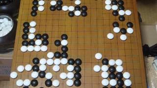 本因坊秀策 太田雄蔵  三十番碁第一局 MR囲碁459 b
