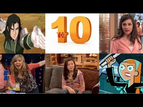 Top 10 BEST Nickelodeon Characters(Female)