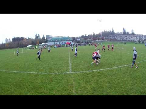 Pool 1 - Simon Fraser University v Calgary Mavericks QC