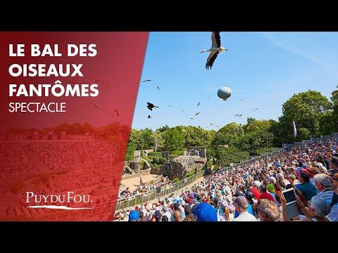 Le Bal des Oiseaux Fantômes - Puy du Fou