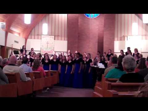 Millikin Women Tour 2015 (Edwardsville Performance)