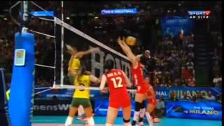 Brasil x China - World Championship 2014