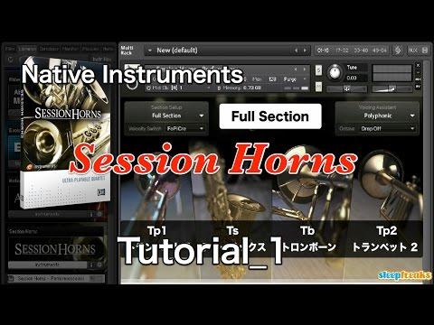 native instruments session horns keygen