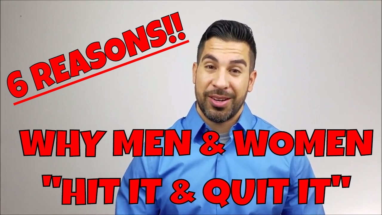 Why Do Men and Women Lose Interest and Disappear (Go