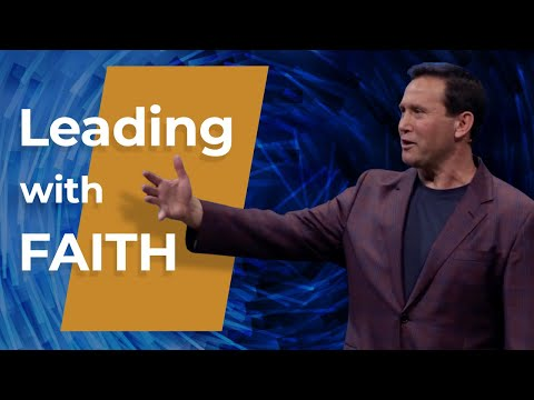 Leading with Faith | Jon Gordon