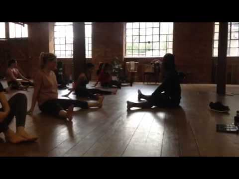 Pole Sport London - Core Conditioning and Stretch Class - Sunday SE1