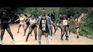 BLOCK THE ROAD BY AZA SEFU AKA FAY-ANN LYONS FEAT STONEBWOY TEASER