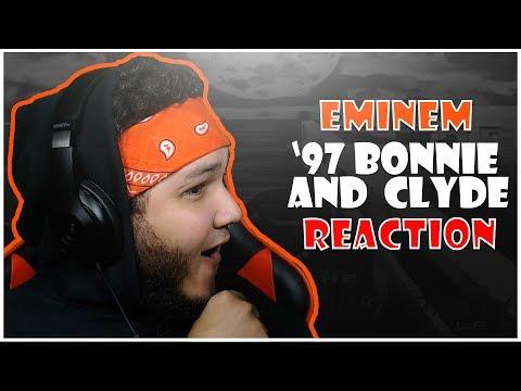 🔥👍 REACTION!! 👍🔥 Eminem - 97' Bonnie & Clyde