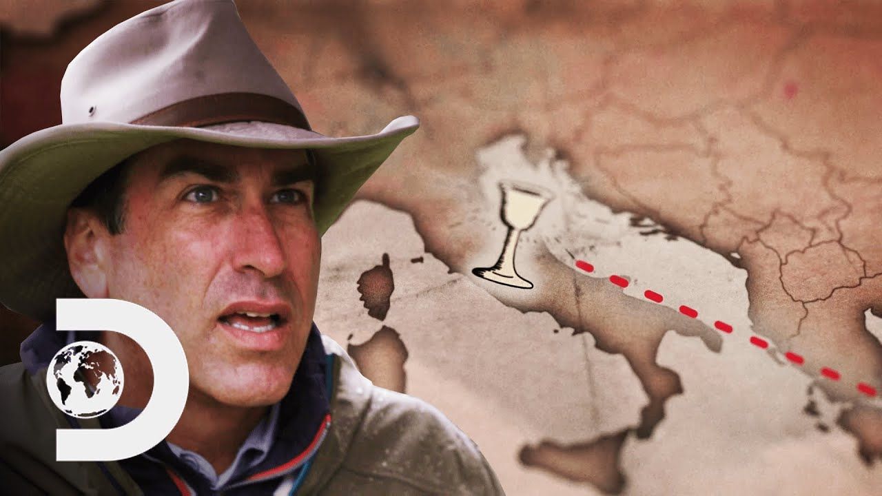 Has Rob Riggle Found The Holy Grail In Scotland?  | Rob Riggle: Global Investigator