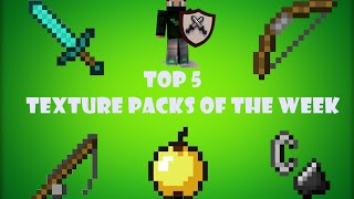 Minecraft ~Top 5 Texture Packs of The Week~ - #1