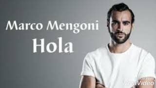 Marco Mengoni Hola (I Say) Feat Tom Walker