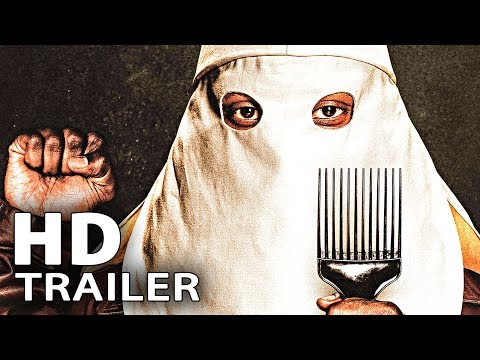 BLACKkKLANSMAN Trailer Deutsch German (2018)