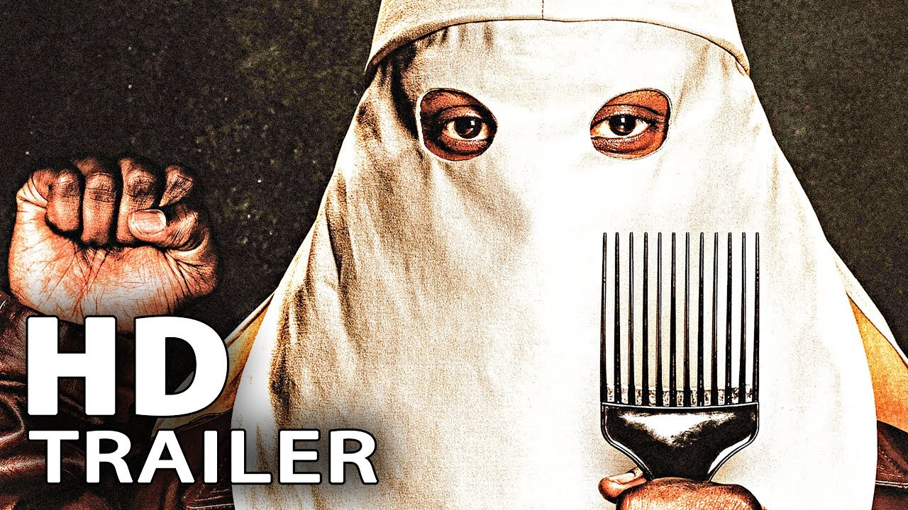 Blackkklansman Trailer Deutsch