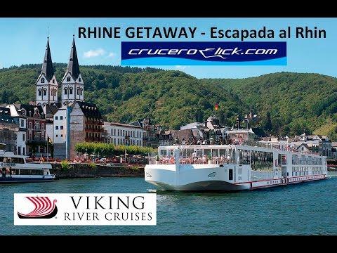 CRUCERO RHIN - Rhine Getaway - Viking River Cruises