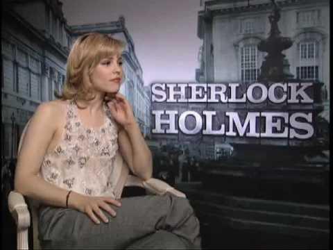 Sherlock Holmes - Rachel McAdams Interview
