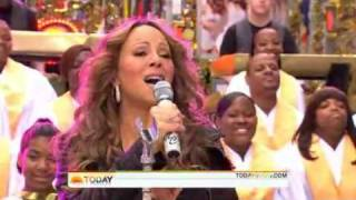 I Want To Know What Love Is LIVE 2009 by Mariah Carey