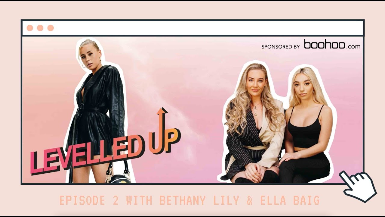 Levelled Up: The Podcast! S01E02: Bethany Lily & Ella Baig