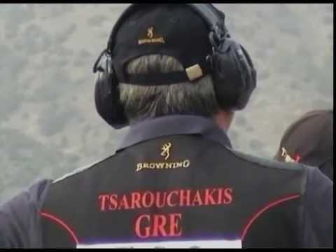 TSAROUCHAKIS CYPRUS SPORTING GRAND PRIX 2013 LIMASSOL SHOOTING RANGE