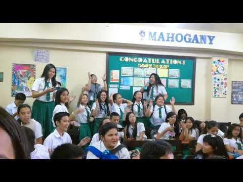MAGTANIM NG GULAY (NUTRITION MONTH JINGLE) BY: GRADE 9 MAHOGANY S.Y. 2018-2019