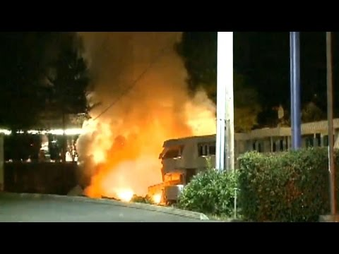 Washington state motel guests escape just before massive blast