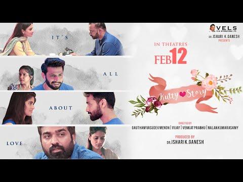 Kutty Story - Official Trailer | Gautham Vasudev Menon | Venkat Prabhu | Vijay | Nalan Kumarasamy