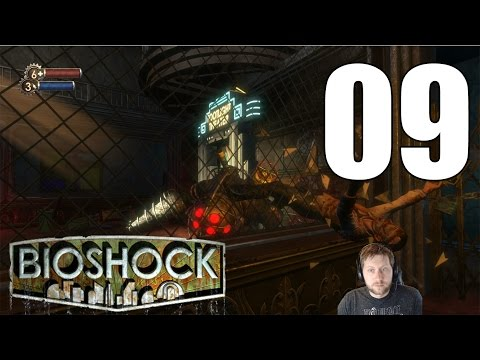 BioShock Remastered - Let's Play Part 9: Find a Rose