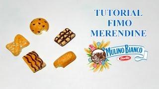 TUTORIAL FIMO MERENDINE MULINO BIANCO
