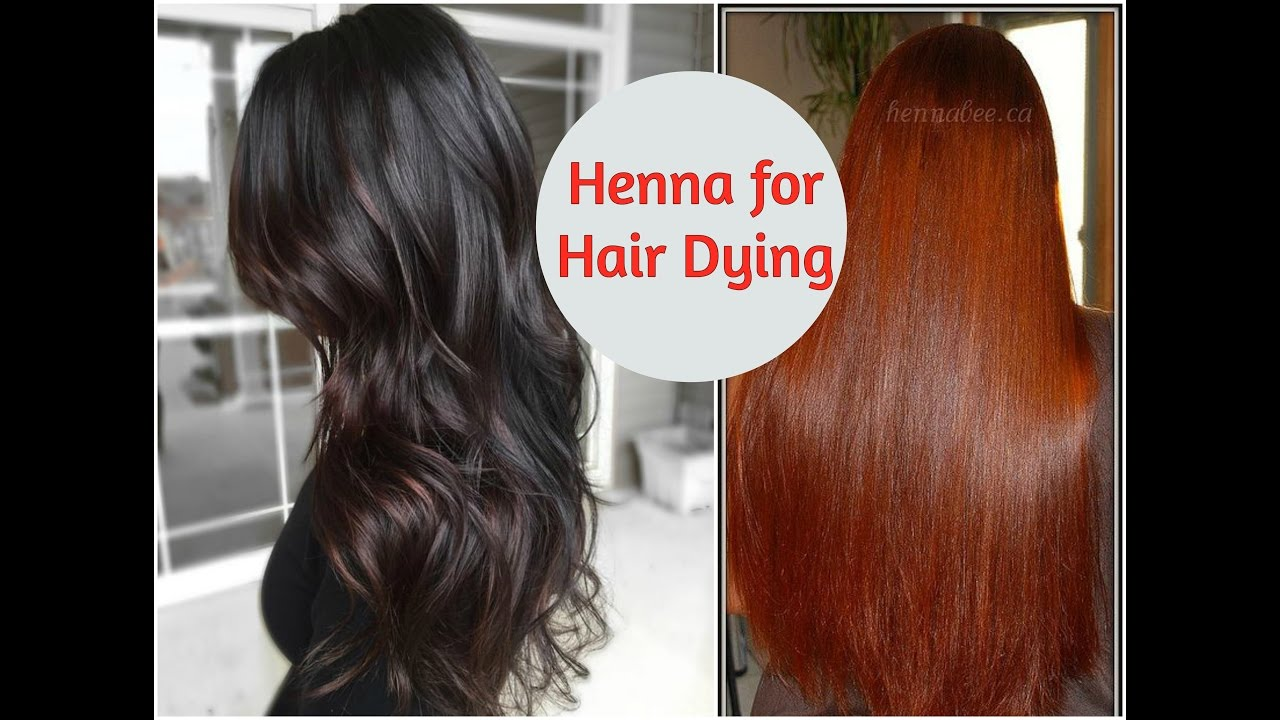Diy Henna Packs For Getting Different Hair Colours Amp Deep