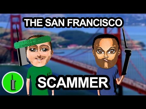 San Francisco Rental Scammer Gets Angry - The Hoax Hotel