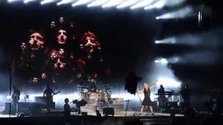 Robbie Williams - Le concert du Paléo Festival 2015