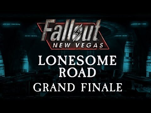 Fallout: New Vegas - Lonesome Road - Grand Finale - The Big Bang